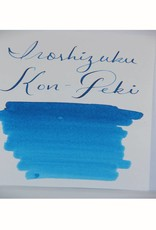 PILOT PILOT IROSHIZUKU KON-PEKI CERULEAN BLUE 50 ML BOTTLED INK