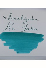 PILOT PILOT IROSHIZUKU KU-JAKU PEACKOCK - 50ML BOTTLED INK