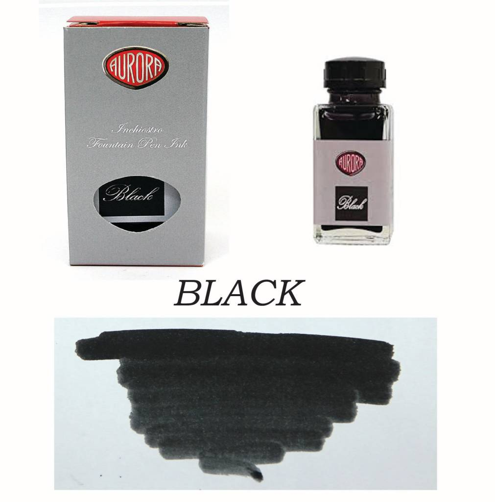 AURORA AURORA BOTTLED INK BLACK