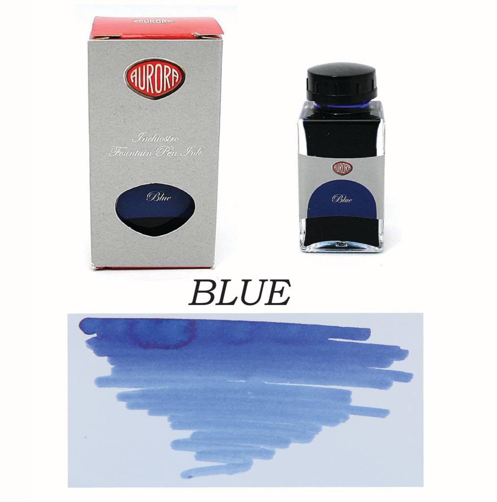 AURORA AURORA BOTTLED INK BLUE