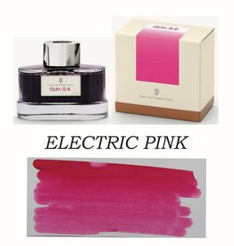 FABER-CASTELL GRAF VON FABER-CASTELL ELECTRIC PINK - 75ML BOTTLED INK