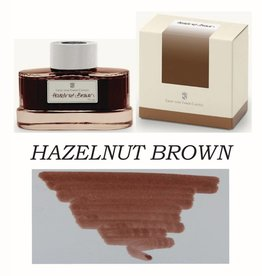 FABER-CASTELL GRAF VON FABER-CASTELL BOTTLED INK 75 ML HAZELNUT BROWN