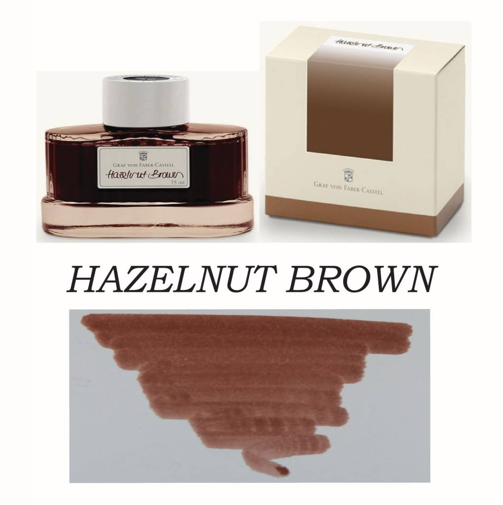 FABER-CASTELL GRAF VON FABER-CASTELL HAZELNUT BROWN