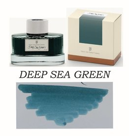 FABER-CASTELL GRAF VON FABER-CASTELL BOTTLED INK 75 ML DEEP SEA GREEN