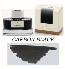 FABER-CASTELL GRAF VON FABER-CASTELL CARBON BLACK - 75ML BOTTLED INK