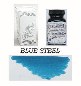 NOODLER'S DROMGOOLE'S EXCLUSIVE NOODLER'S BOTTLED INK 3 OZ BLUE STEEL