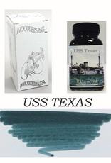 NOODLER'S DROMGOOLE'S EXCLUSIVE BOTTLED INK 3 OZ USS TEXAS