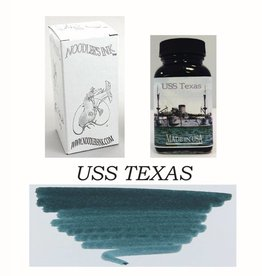 NOODLER'S DROMGOOLE'S EXCLUSIVE BOTTLED INK 3 OZ USS TEXAS