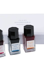 PILOT PILOT IROSHIZUKU 3 PIECE COLOR INK SET SUMMER