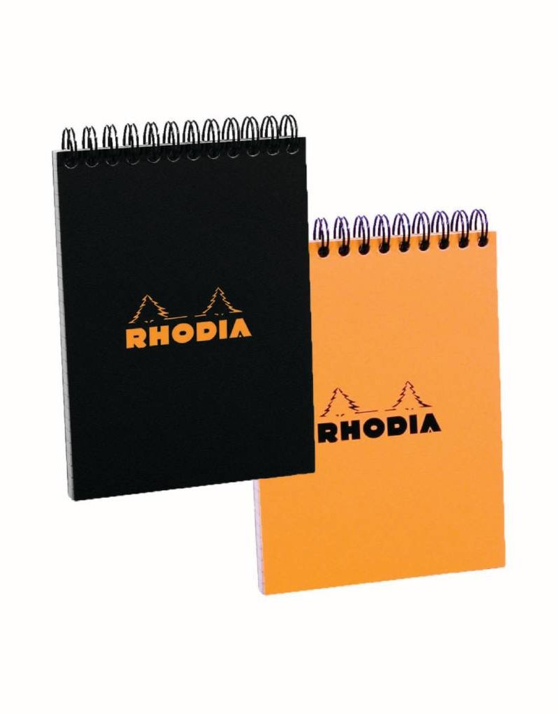 RHODIA RHODIA A6 SPIRAL PAD