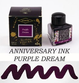 DIAMINE DIAMINE PURPLE DREAM - 40ML ANNIVERSARY BOTTLED INK