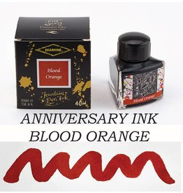 DIAMINE DIAMINE ANNIVERSARY BOTTLED INK 40 ML - BLOOD ORANGE