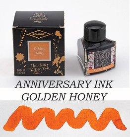 DIAMINE DIAMINE GOLDEN HONEY - 40ML ANNIVERSARY BOTTLED INK
