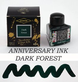 DIAMINE DIAMINE BOTTLED ANNIVERSARY INK 40 ML DARK FOREST