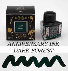 DIAMINE DIAMINE DARK FOREST - 40ML ANNIVERSARY BOTTLED INK