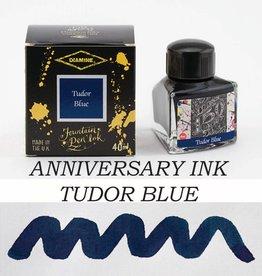 DIAMINE DIAMINE BOTTLED ANNIVERSARY INK 40 ML TUDOR BLUE