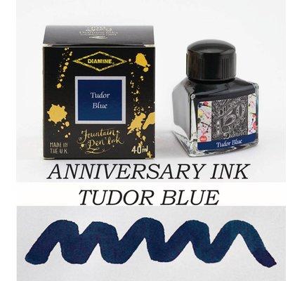 Diamine Diamine Anniversary Tudor Blue - 40ml Bottled Ink