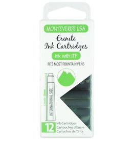 MONTEVERDE MONTEVERDE ERINITE (GEMSTONE) - INK CARTRIDGES