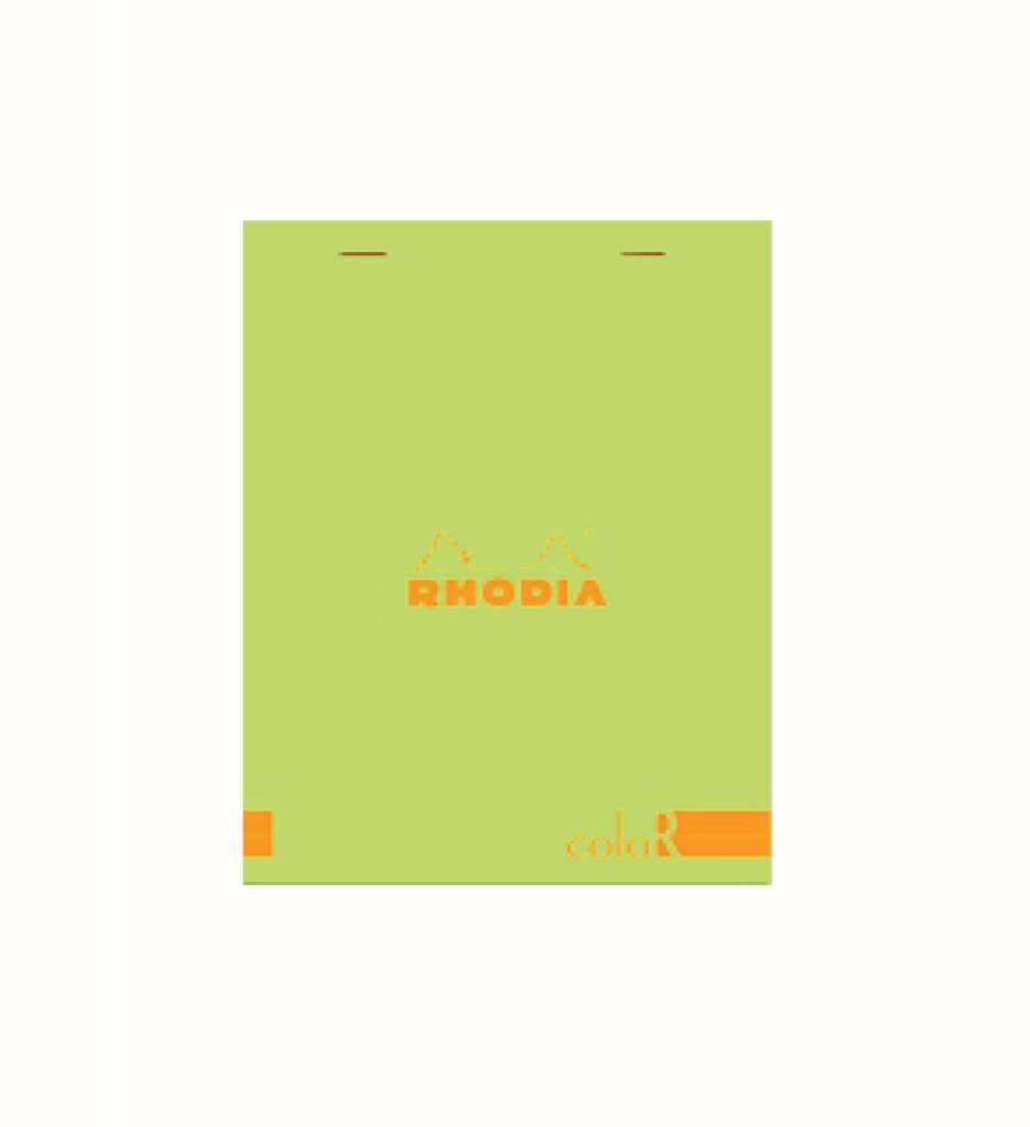 RHODIA RHODIA COLOR R PAD #16 6X8