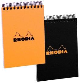RHODIA RHODIA TOP WIREBOUND NOTEPAD DOTTED