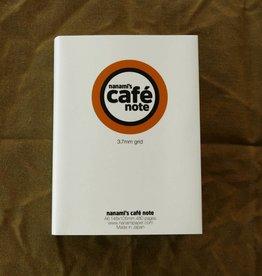 NANAMI PAPER CAFE NOTE