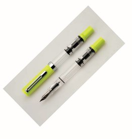 TWSBI TWSBI ECO-T YELLOW GREEN FOUNTAIN PEN