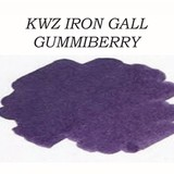 Kwz Ink Kwz Iron Gall Bottled Ink 60ml Gummiberry