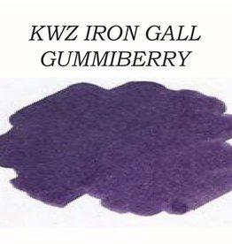 KWZ INK KWZ GUMMIBERRY - 60ML IRON GALL BOTTLED INK