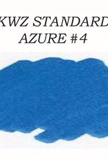 KWZ INK KWZ STANDARD BOTTLED INK 60ML AZURE #4
