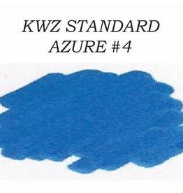KWZ INK KWZ AZURE #4 - 60ML STANDARD BOTTLED INK