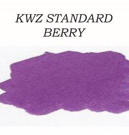 KWZ INK KWZ STANDARD BOTTLED INK 60ML BERRY