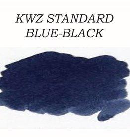 KWZ INK KWZ BLUE BLACK - 60ML STANDARD BOTTLED INK
