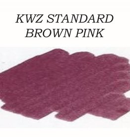 KWZ INK KWZ BROWN PINK - 60ML STANDARD BOTTLED INK