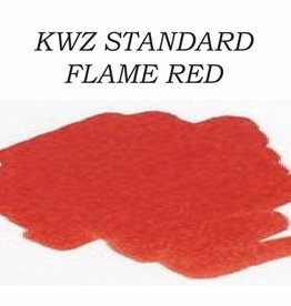 KWZ INK KWZ STANDARD BOTTLED INK 60ML FLAME RED