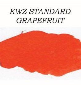 KWZ INK KWZ STANDARD BOTTLED INK 60 ML GRAPEFRUIT