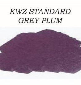 KWZ INK KWZ STANDARD BOTTLED INK 60 ML GREY PLUM