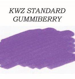 KWZ INK KWZ STANDARD BOTTLED INK 60 ML GUMMIBERRY