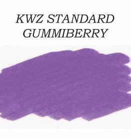 KWZ INK KWZ STANDARD BOTTLED INK 60ML GUMMIBERRY