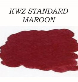 KWZ INK KWZ STANDARD BOTTLED INK 60 ML MAROON