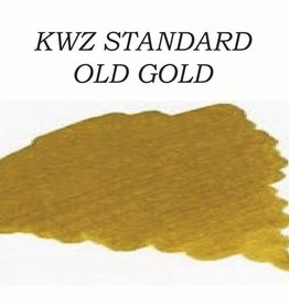 KWZ INK KWZ STANDARD BOTTLED INK 60 ML OLD GOLD