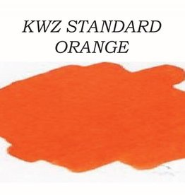 KWZ INK KWZ STANDARD BOTTLED INK 60ML ORANGE