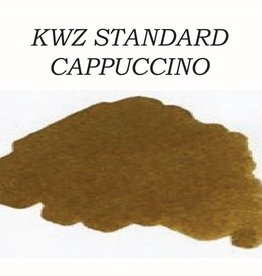KWZ INK KWZ CAPPUCCINO - 60ML STANDARD BOTTLED INK