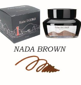 SAILOR SAILOR KOBE BOTTLED INK NO. 16 NADA BROWN