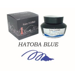 SAILOR SAILOR KOBE NO. 2 HATOBA BLUE - 50ML BOTTLED INK