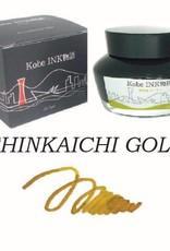 SAILOR SAILOR KOBE NO. 22 SHINKAICHI GOLD - 50ML BOTTLED INK