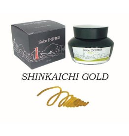 SAILOR SAILOR KOBE NO. 22 SHINKAICHI GOLD - 50ML BOTTLED INK