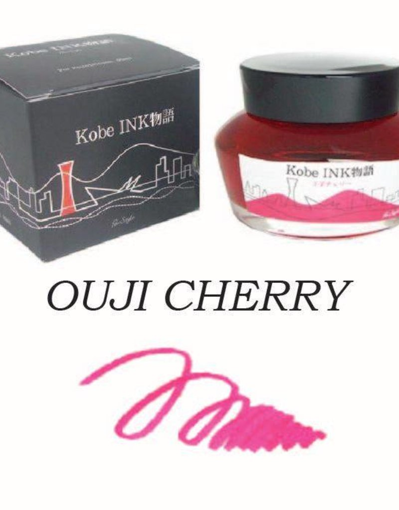 SAILOR SAILOR KOBE NO. 30 OUJI CHERRY - 50ML BOTTLED INK