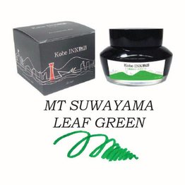 Sailor Sailor Kobe No. 35 Mt Suwayama Leaf Green - 50ml Bottled Ink