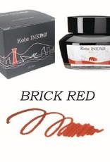 SAILOR SAILOR KOBE BOTTLED INK NO.39 BRICK RED