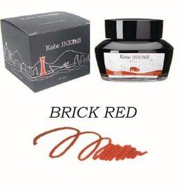 SAILOR SAILOR KOBE BOTTLED INK NO. 39 BRICK RED